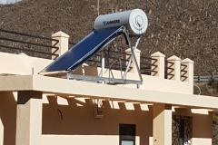Solaranlage in Torrox Costa