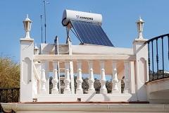 Solaranlage in Torrox